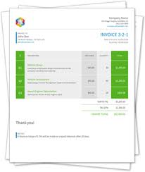 invoice template html code free printable invoice templates