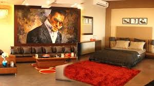 Salman Khan Home Interior Bigg 10 Salman Khan S Room Leaked Inside Pics