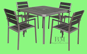 Furniture Patio Dining Furniture With - commercial outdoor dining furniture