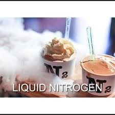 sell liquid food grade liquid nitrogen ice cream from indonesia by