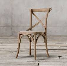 Restoration Hardware Bistro Chair I U0027ve Been Loving These Rustic Chairs From Restoration Hardware