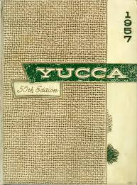 Unt Campus Map The Yucca Yearbook Of North Texas State College 1957 Digital