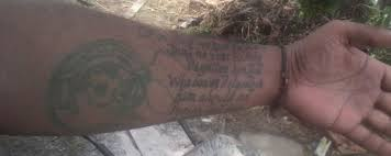 as army enforces policy against tattoos would be recruit u0027s hopes