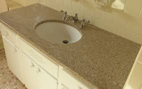 Bathroom Vanity Worktops Captivating Quartz Bathroom Vanity Tops Otbsiu Of Countertops