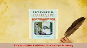 Kitchen Cabinet In History download the hoosier cabinet in kitchen history ebook video