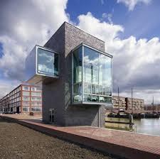 modern architecture restaurant by sluijmer u0026 van leeuwen
