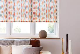Roman Blinds Pattern Made To Measure Roller Blinds Uk