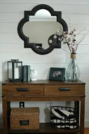 Entryway Tables And Consoles Creative Of Entryway Table And Mirror With Best 25 Foyer Table