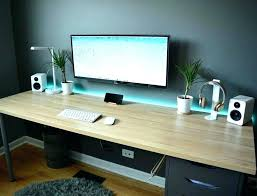 Modern Home Desks Gaming Desk Accessories Image For Find This Pin And More On
