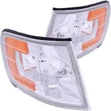 lexus lights for honda accord anzo usa honda accord 96 97 tail lights black