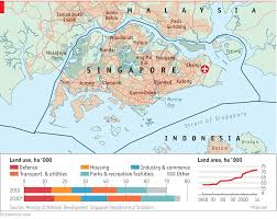 Singapore Map World by The Singapore Exception