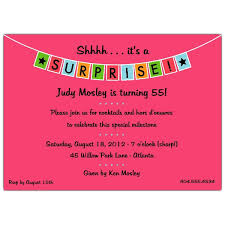 surprise party invitation theruntime com