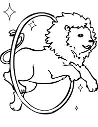 circus coloring pages chuckbutt com