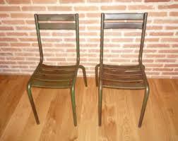 Tolix Bistro Chair Bistro L Etsy