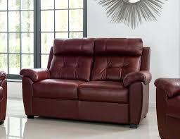 Leather Reclining Sofa With Console by Recliners Amazing Two Seater Recliner Couch For House Ideas 2
