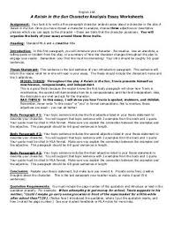sample character analysis of research paper essay maker free do