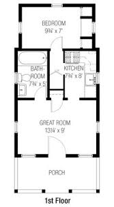 Floor Plans For Small Bathrooms Small Cottage Plan With Walkout Basement Rustic Cottage Cottage