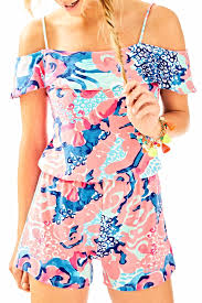 Reagan S Sunbeam Rug by Lilly Pulitzer Klea Romper From Sandestin Golf And Beach Resort By