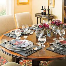 Dining Room Place Settings How To Set A Stunning Table Southern Living