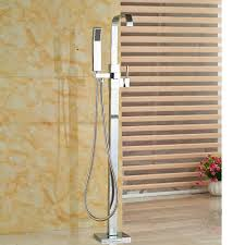 compare prices on free standing bath with shower online shopping