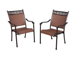 Sling Stackable Patio Chairs by Patio 25 White Plastic Stackable Patio Chairs Plastic