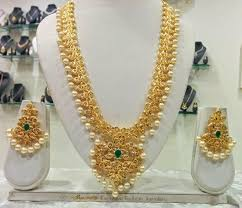 indian jewellery and clothing beautiful gold coated designer