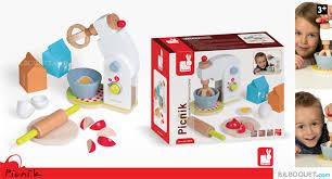jouet imitation cuisine de cuisine picnik jouet d imitation en bois janod