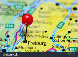 Freiburg Germany Map by Freiburg Germany Map My Blog