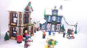 lego ideas the winter village