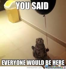 Sad Memes About Love - i love sad cat by living devil meme center