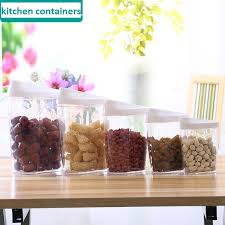 online get cheap kitchen storage canisters set aliexpress com