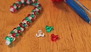 make beaded ornaments part 12