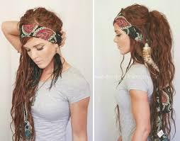 gypsy hairstyle gallery the freckled fox festival hair week bohemian gypsy style
