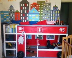 tommaso u0027s firetruck kura bed apartment therapy