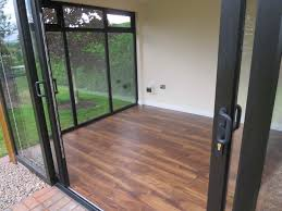 Laminate Flooring Northern Ireland Wheelchair Friendly Modern Garden Room