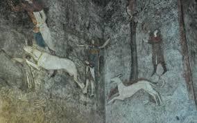 chambre avignon des fresques inestimables palais des papes avignon