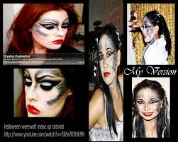 my creative world self made costumes and make ups