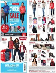 Jcp Thanksgiving Hours Jcpenney Cyber Monday 2017 Ads Deals And Sales