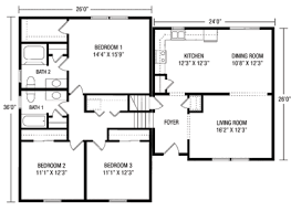 split level floor plan u and u modular homes split level floorplans