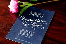 wedding invitations navy lindsy eric s hot pink and navy floral wedding invitations