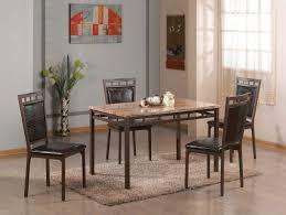 andover mills brundrett 5 piece dining set u0026 reviews wayfair