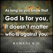 no one can stand against god god is powerful if don like