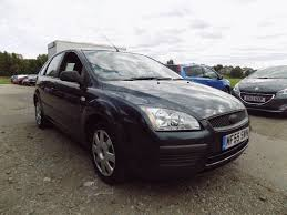 ford focus 1 6 lx 5dr 2005 55 reg hatchback in portslade