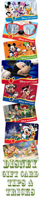discounted gift card tips for saving money on disney gift cards disney tourist