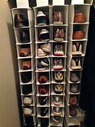 shelves modern shelf shelf storage 30 pocket hanging shoe