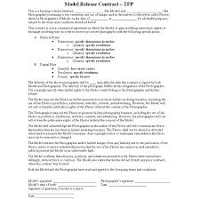 makeup contracts for weddings photography agreement contract photography contract template this
