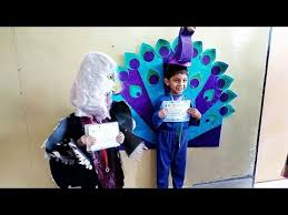 kids fancy dress competition youtube