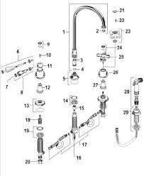 kitchen faucet diverter valve repair american standard kitchen faucets installation