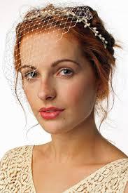 wedding headdress accessories elizabeth avey vintage wedding dresses