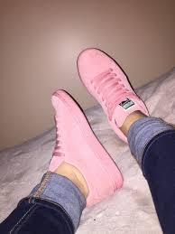light pink mens shoes puma suede classic womens suede trainers light pink new shoes puma
